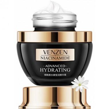 Увлажняющий крем для глаз  Venzen Niacinamide Hydrating против мешков под глазами и темных кругов