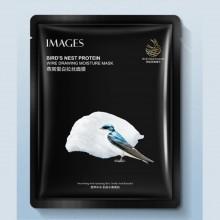 Омолаживающая маска Images Birds Nest protein с экстрактом ласточкиного гнезда 25 гр.