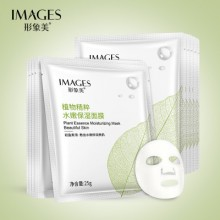 Маска для лица с экстрактом камелии японской и алоэ Images, 30 гр