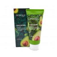 Пенка для умывания с экстрактом авокадо Niacinome Avocado 100g Bioaqua