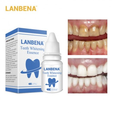 Средство отбеливания зубов Lanbena Teeth Whitening Essence