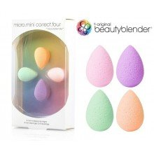 НАБОР МИНИ СПОНЖЕЙ BEAUTYBLENDER MICRO.MINI CORRECT.FOUR