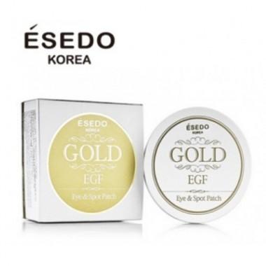 Патчи для глаз гидрогелевые Gold ESEDO Korea 60шт