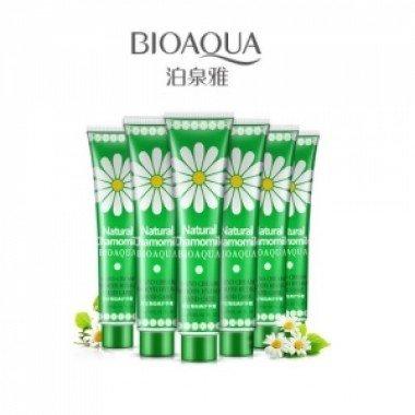 КРЕМ ДЛЯ РУК BioAqua Natural Chamomile Hand cream 75гр.
