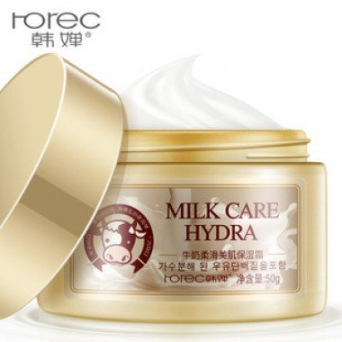 омолаживающий крем с молочным протеином Rorec Milk Care Hydra