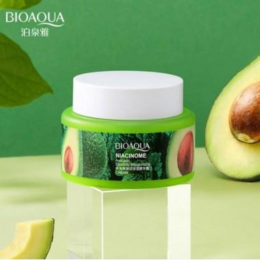 Увлажняющий крем для лица c авокадо и ниацинамидом Bioaqua