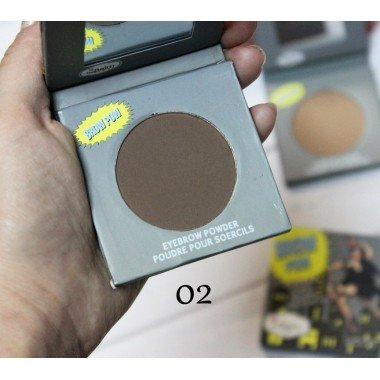 ПУДРА ДЛЯ БРОВЕЙ THEBALM BROW POW EYE BROW POWDER