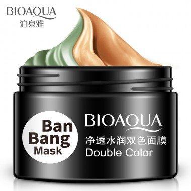 Маска для комбинированной кожи Ban Bang mask Bioaqua
