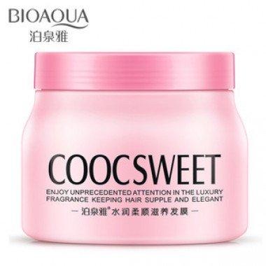 Питательная маска для волос, 500г Bioaqua Cocosweet