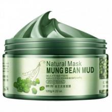 """Маска для лица """"Mung Bean Mud"""" (с зелеными бобами), 120г"""
