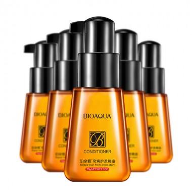 Масло для блеска и гладкости волос, BioAqua
