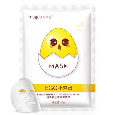 Маска для лица яичная питательная IMAGES Replenishment Tender Egg Mask (25г)