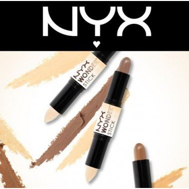 СТИК ДЛЯ КОРРЕКЦИИ ЛИЦА NYX WONDER STICK HIGHLIGHT AND CONTOUR