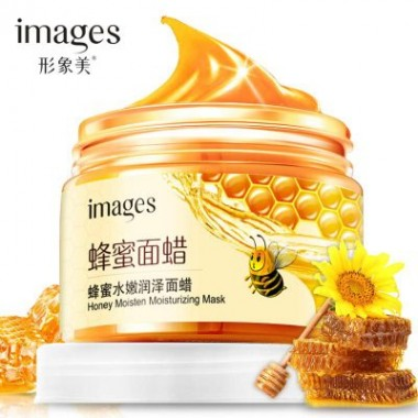 МАСК-ПЛЕНКА С МЕДОМ images honey moisten moisturizing mask
