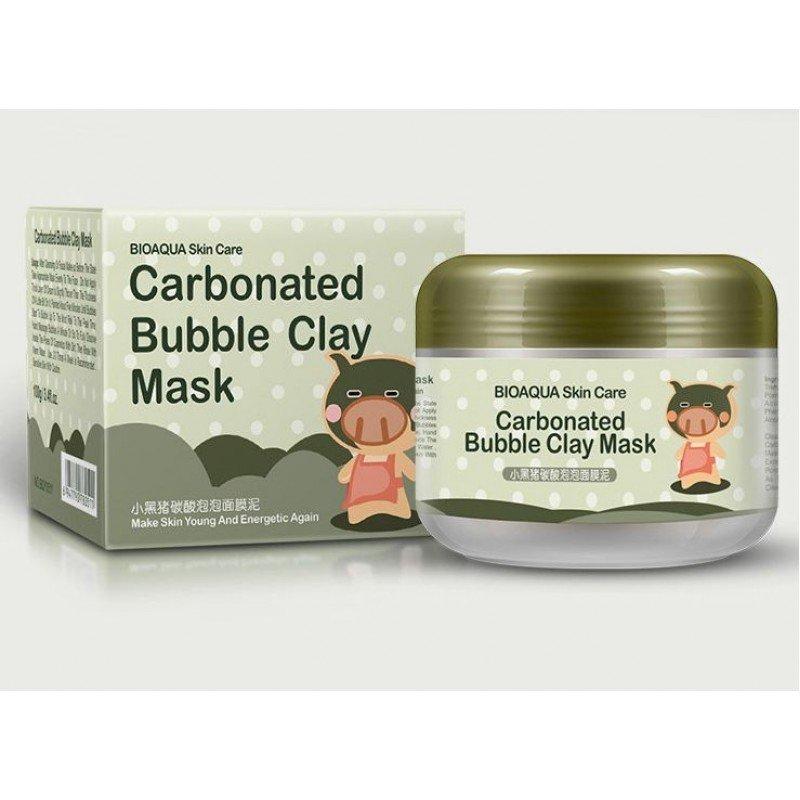 Bubble маска для лица