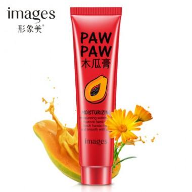 Универсальный бальзам для сухих участков кожи с экстрактом Папайи и календулы Images Paw Paw