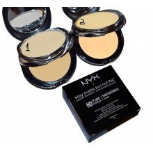 ПУДРА ДВОЙНАЯ NYX HYDRA TOUCH POWDER FOUNDATION