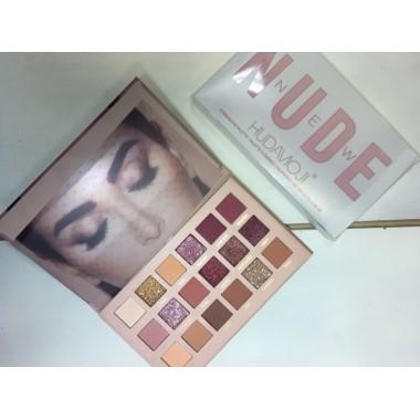 """Палетка теней Huda Beauty """"The New Nude"""""""