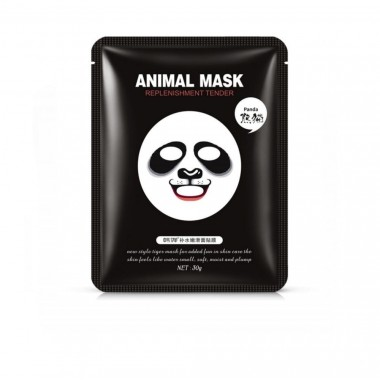Тканевая маска для лица ПАНДА Rorec, (HCHANA) 30 гр