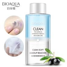 Двухфазное средство для снятия макияжа 150 мл BIOAQUA Clean Soft Makeup Remover Liquid