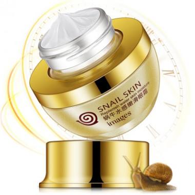 Крем для кожи вокруг глаз ,images snail skin snail water skin eye cream 25 гр