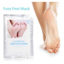 LANBENA FOOT PEEL MASK пилинг носочки