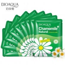 Восстанавливающая маска с увлажняющим эффектом BioAqua Chamomile Hydra moisturizing Facial Mask