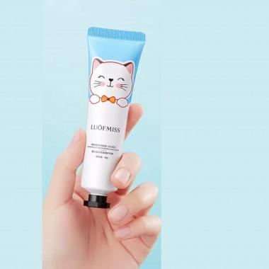 Защитный крем для рук с экстрактом лилии Luofmiss Moisturize Hand Cream, 30 гр
