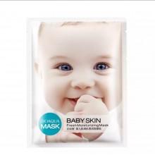 BioAqua Mask Baby Skin Fresh освежающая маска для упругости кожи (с коллагеном)