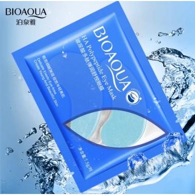 Патчи для глаз Bioaqua  HA Polypeptide