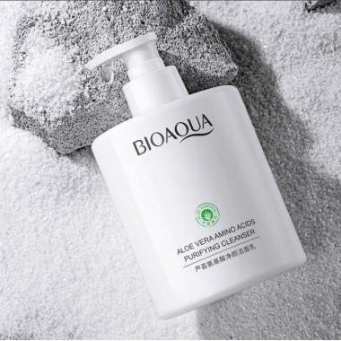 Очищающее средство для лица с аминокислотами Aloe Vera Amino Acid 500 гр