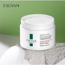 Очищающие пэды для лица с салициловой кислотой EXGYAN