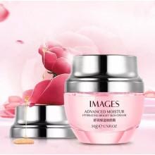 Images advanced moisture увлажняющий крем с экстрактом розы 50 гр.