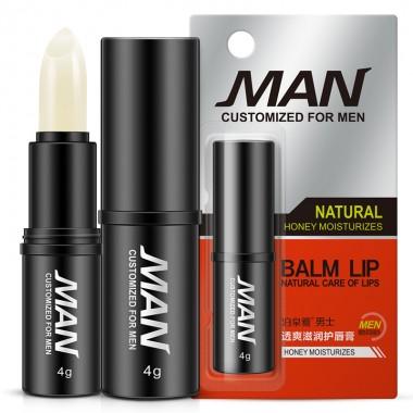 Бальзам для губ  BIOAQUA для мужчин