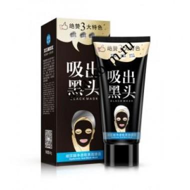 Черная маска-пленка для лица с гиалуроновой кислотой для удаления черных точек One Spring
