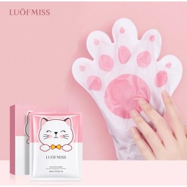 Восстанавливающая маска-перчатки для рук Luofmiss