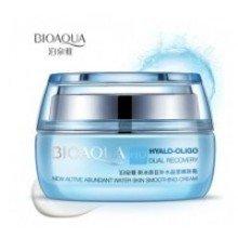 крем для лица с Олигомером Гиалуроновой кислоты BioAqua Hyalo-Oligo
