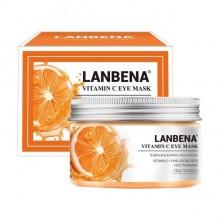Lanbena Vitamin C Патчи для глаз от увядания кожи глаз с витамином С