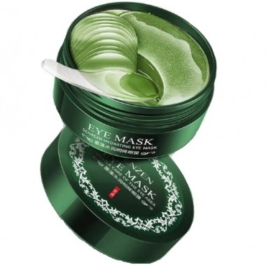 Гидрогелевые патчи для глаз Venzen Seaweed Hydrating Eye Mask,60шт