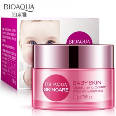 Крем для лица Bioaqua Baby Skin Moisturising Cream, 50g