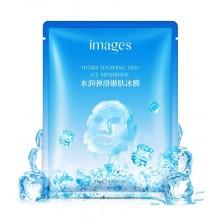 Маска  IMAGES «Ледяной фонтан» - охлаждение, увлажнение