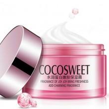 Освежающий крем «BIOAQUA» Cocosweet Love you с розовым маслом