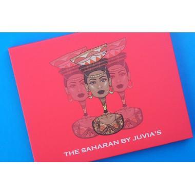 ПАЛЕТКА ТЕНЕЙ The Saharan Blush Palette Vol I