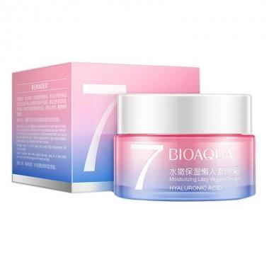 Отбеливающий,увлажняющий крем для лица Bioaqua 7