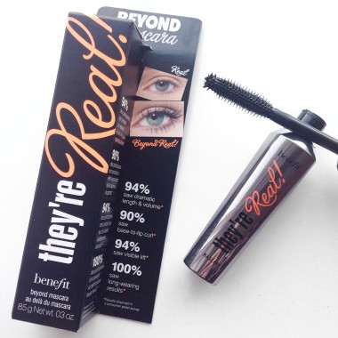 Тушь для ресниц Benefit They're Real Mascara