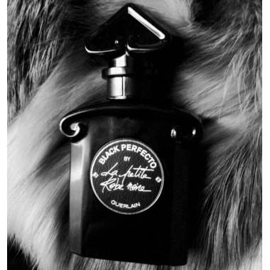 Туалетная вода Guerlain La Petite Robe Noir и серия Black Perfecto